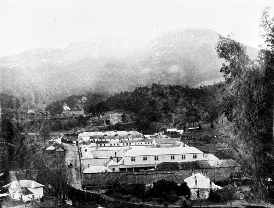 The Cascades Female Factory