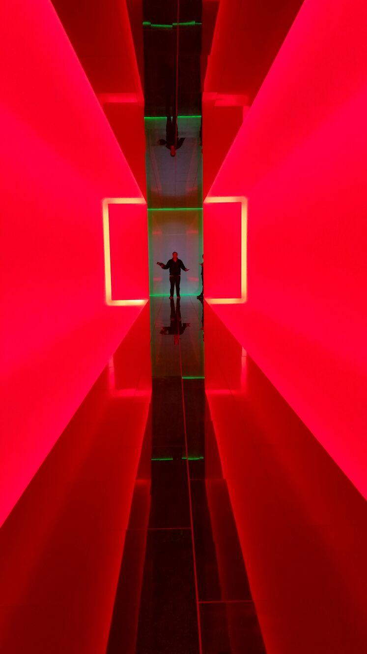 MONA's Pharos exhibition is an enlightening experience