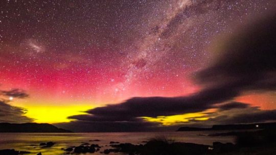 See the Sky Dancing in Tasmania